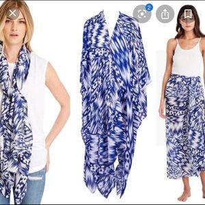 Coverlet, scarf, coverup - offers welcome!